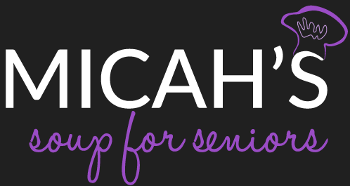 Micah's Soup for Seniors logo small
